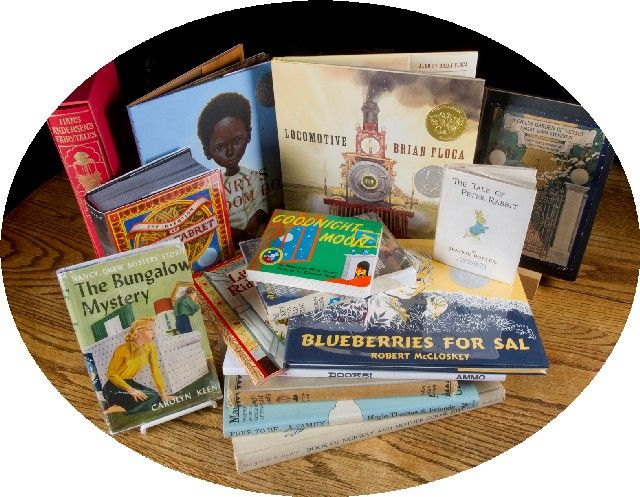 a sampling of children's books